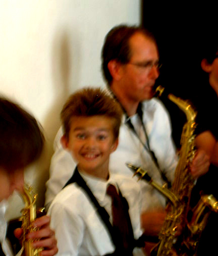 saxofoonworkshop olv Harry de Beer, saxofoondocent in Amersfoort